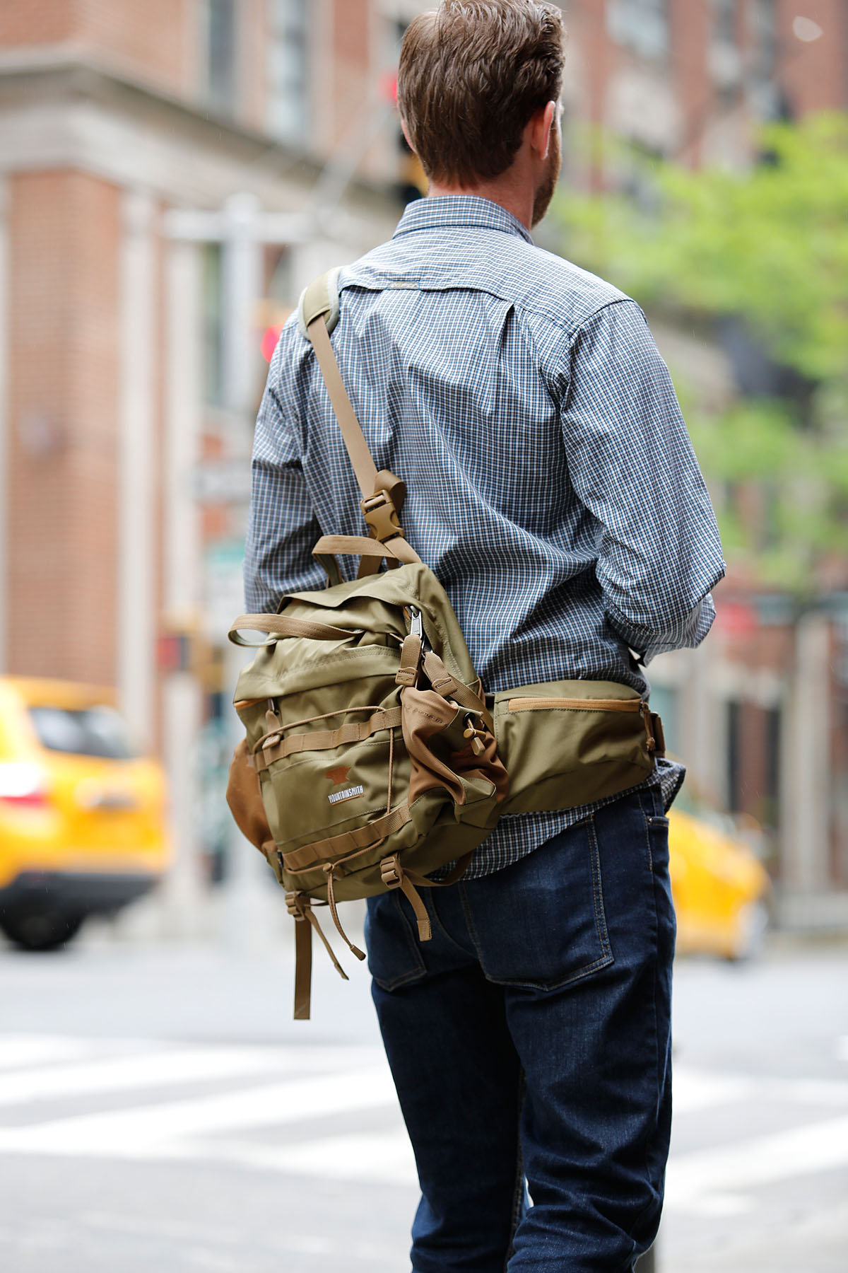 Day pack with Shoulder Strap