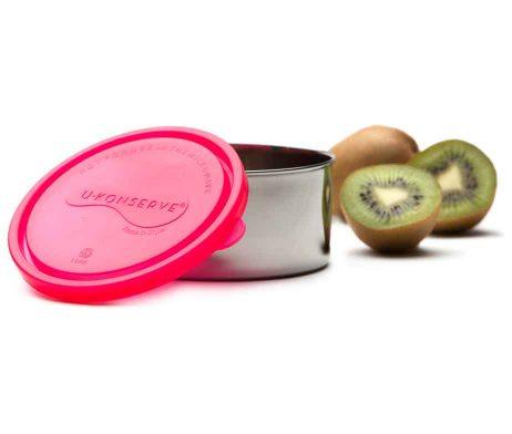 U-Konserve Neon Pink Container
