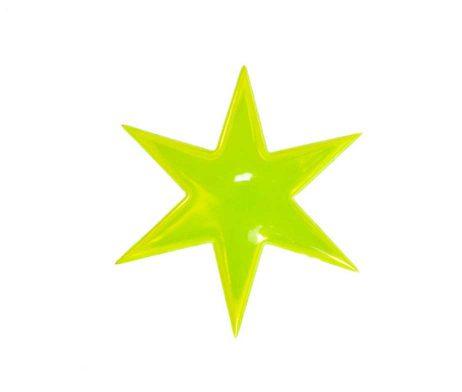 Star Pin Lime
