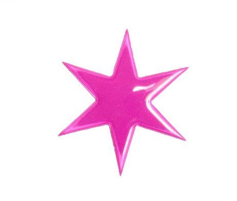 Star Pin Plum