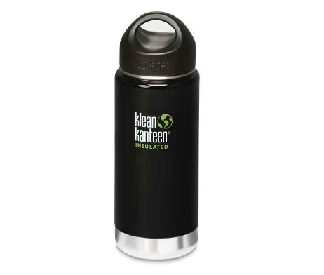 Klean Kanteen Vacuum Flask 16oz Black