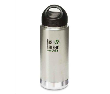 Klean Kanteen Vacuum Flask 16oz Brushed