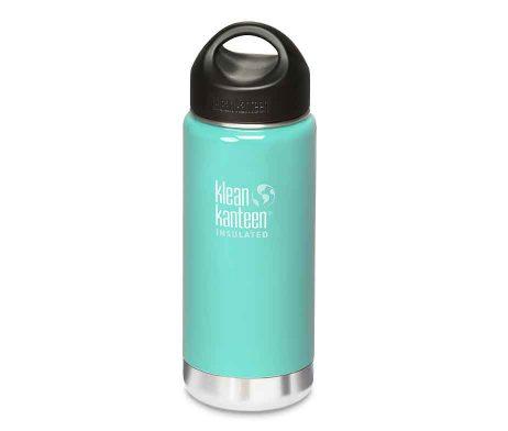 Klean Kanteen Vacuum Flask 16oz Glacial Glass