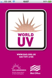 World UV App