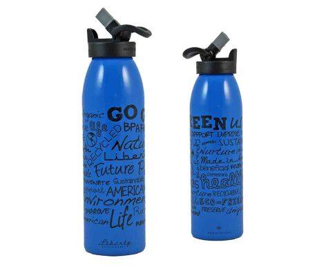 Liberty Bottleworks Strive Front & Back
