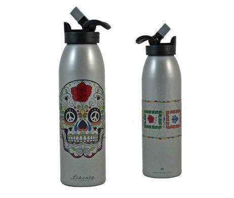 Liberty Bottleworks Carlos Front & Back