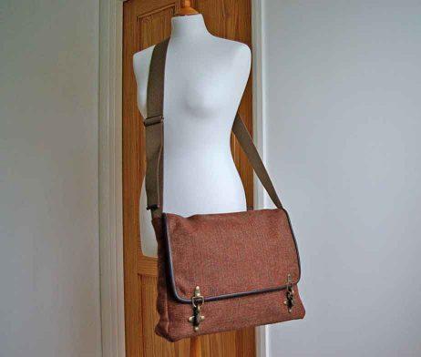 Melin Tregwynt Alex Shoulder Bag