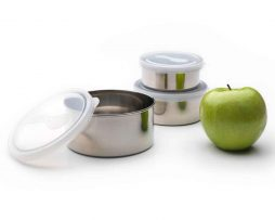 U-Konserve Nesting Round Containers