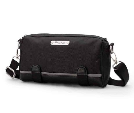 Po Campo Kinga HandleBar Bag Black