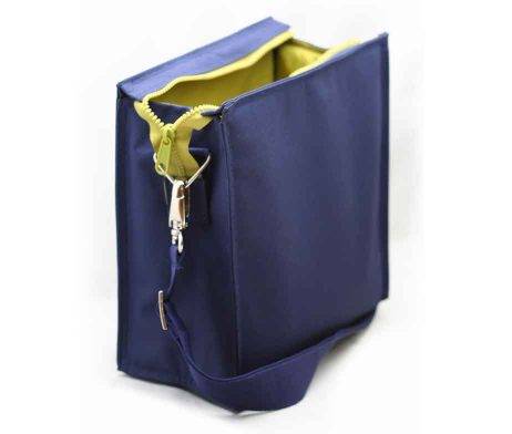 U-Konserve Insulated Lunch Tote - Navy