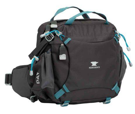 Mountainsmith Day Lumbar Pack 2020 in Asphalt Grey
