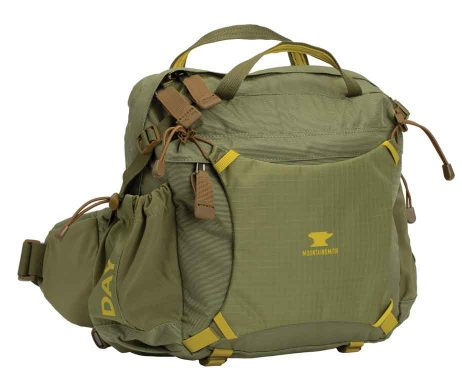 Mountainsmith Day Lumbar Pack 2020 in Moss Green