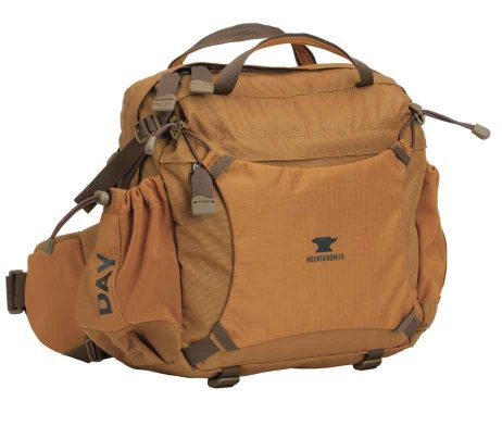 Mountainsmith Day Lumbar Pack 2020 in Rust Brown
